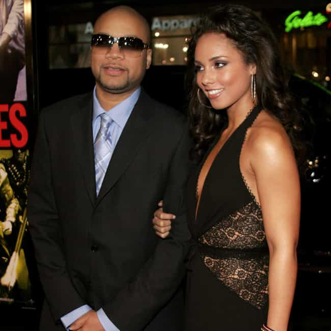 Kerry Brothers is listed (or ranked) 2 on the list All The Famous Men Alicia Keys Has Dated