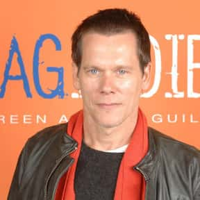 Kevin Bacon is listed (or ranked) 20 on the list The Best Living American Actors