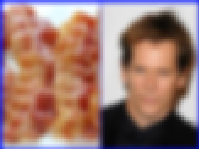 Kevin Bacon is listed (or ranked) 1 on the list 30+ Celebrities Whose Names Are Food