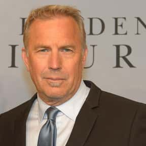 Kevin Costner is listed (or ranked) 24 on the list The Hottest Silver Foxes
