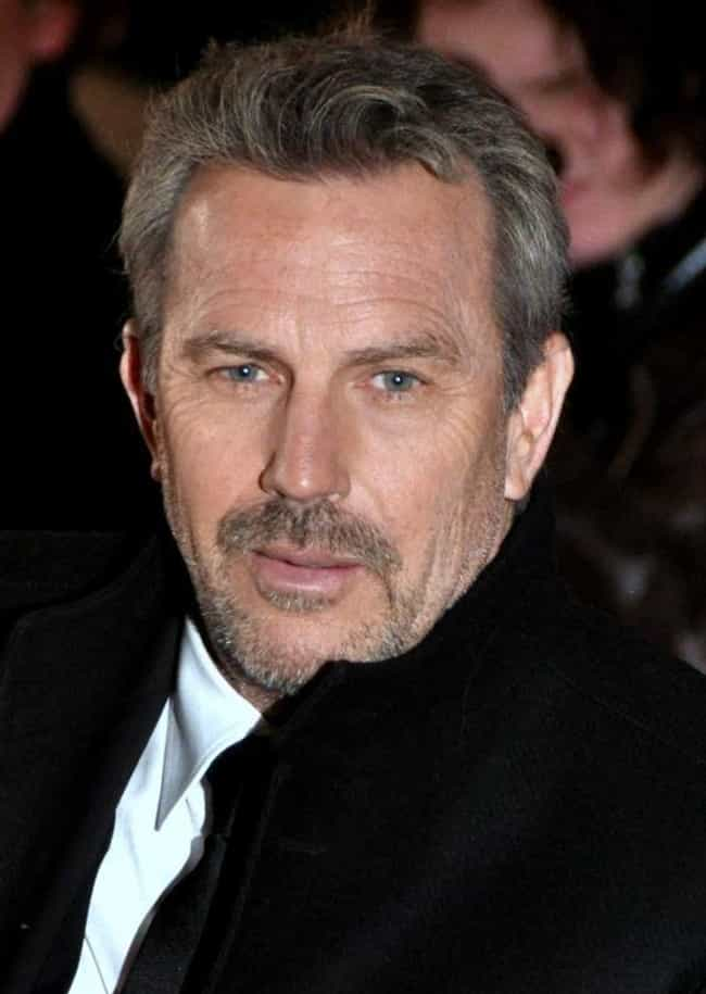 Kevin Costner is listed (or ranked) 4 on the list Celebrities Who Worked at Disney Parks