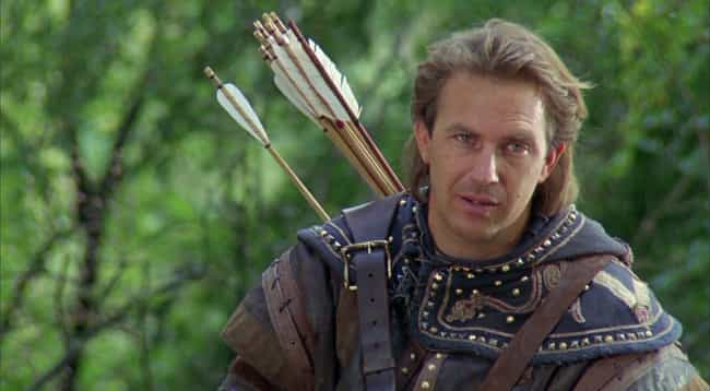 Kevin Costner is listed (or ranked) 3 on the list The 13 Worst British Accents By Non-British Actors