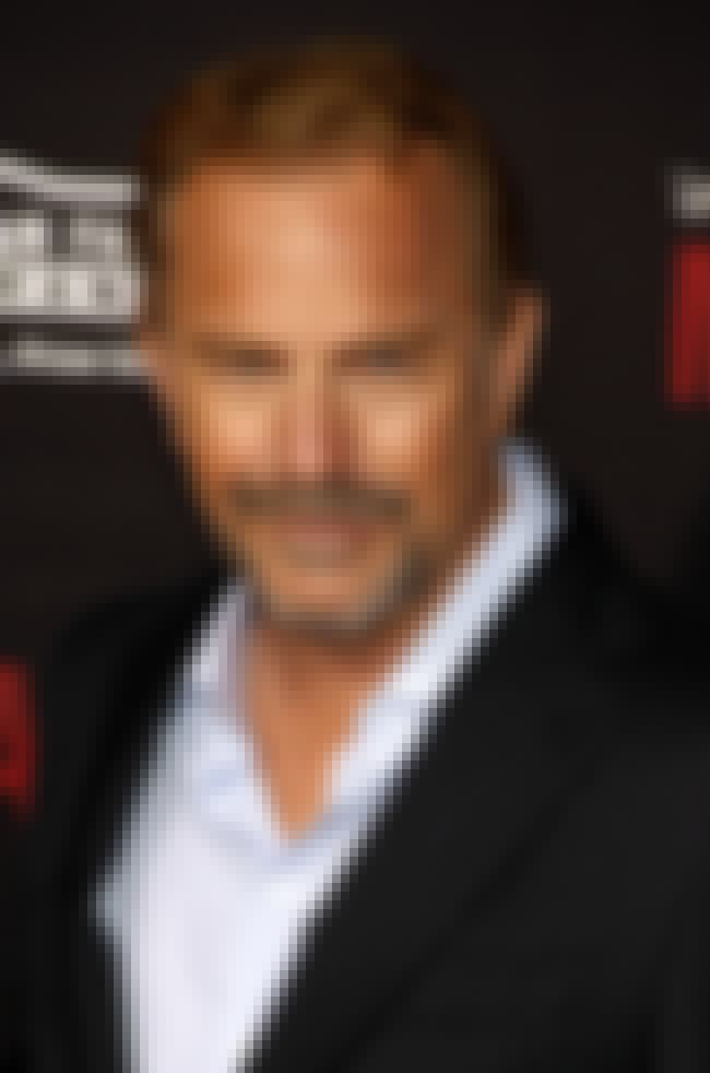 Kevin Costner is listed (or ranked) 3 on the list Actors Who Are Terrible at Doing Accents