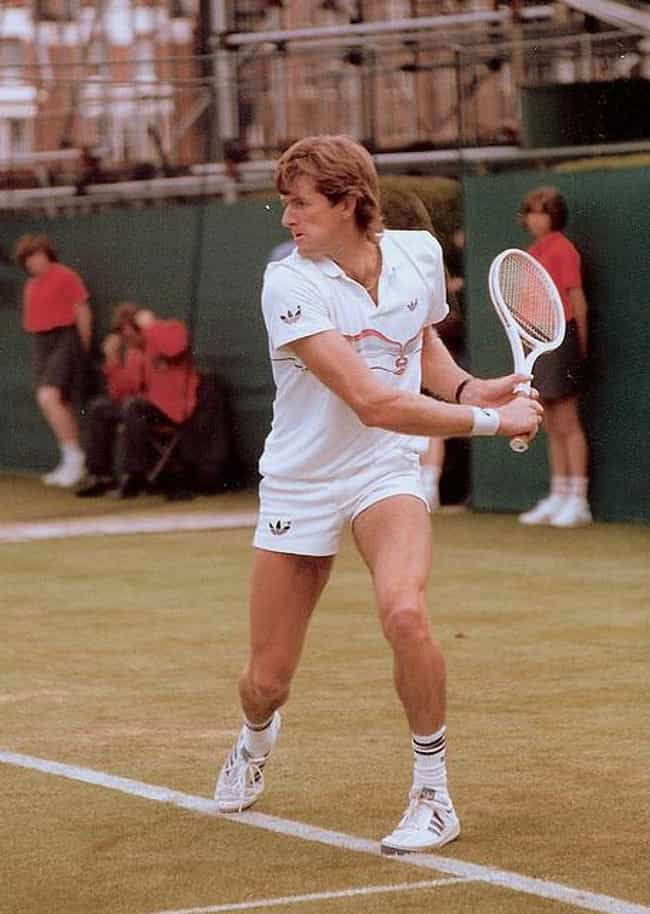 Kevin Curren is listed (or ranked) 5 on the list The Best Tennis Players from South Africa