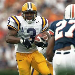 Kevin Faulk is listed (or ranked) 11 on the list The Best LSU Football Players of All Time