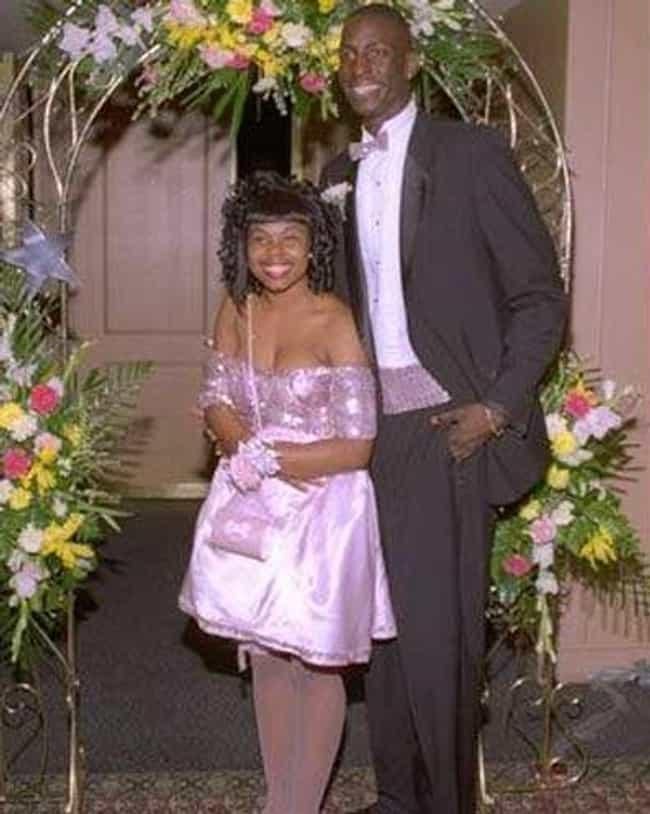 Kevin Garnett is listed (or ranked) 7 on the list Athlete Prom Photos That Prove We All Had an Awkward Phase