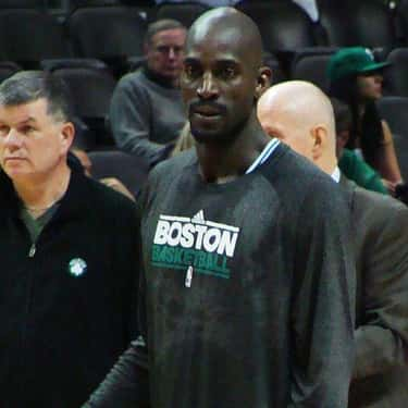 Kevin Garnett is listed (or ranked) 2 on the list The Best Athletes Who Wore #21