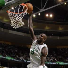 Kevin Garnett is listed (or ranked) 10 on the list The Best 2012 NBA Players