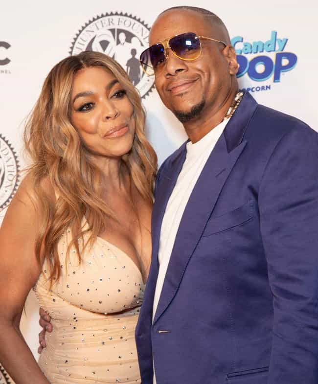 Kevin Hunter is listed (or ranked) 2 on the list Every Man Wendy Williams Has Dated