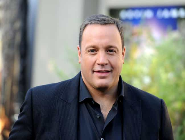 Kevin James is listed (or ranked) 3 on the list The Most Successful Obese Americans