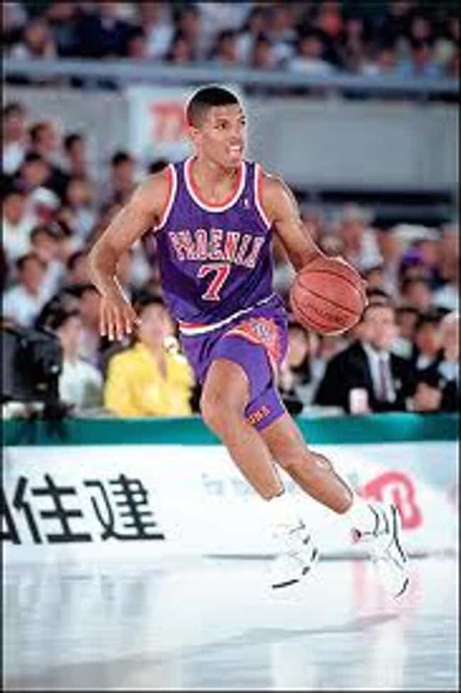 Kevin Johnson is listed (or ranked) 13 on the list The Top 25 Greatest Point Guards of All Time