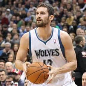 Kevin Love is listed (or ranked) 16 on the list The Best 2012 NBA Players