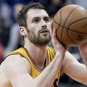 Kevin Love is listed (or ranked) 8 on the list The Best Power Forwards of the 2010s