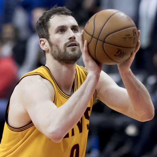 Kevin Love is listed (or ranked) 3 on the list The Best Athletes Who Wore #42