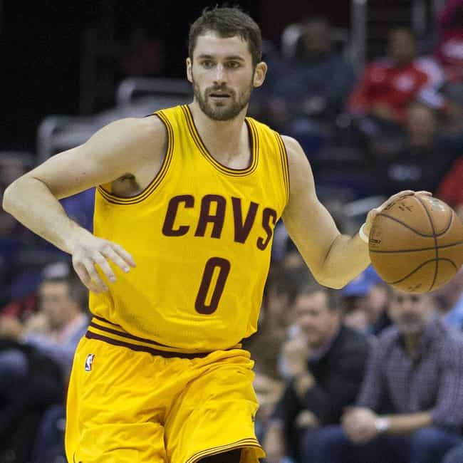 Kevin Love is listed (or ranked) 3 on the list The Best Athletes Who Wore #0