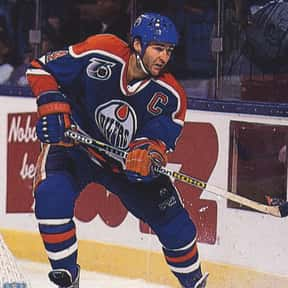 Kevin Lowe is listed (or ranked) 13 on the list The Greatest Edmonton Oilers of All Time