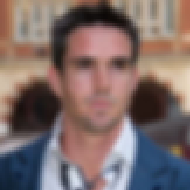 Kevin Pietersen is listed (or ranked) 3 on the list The Top 10 Handsome Cricketers