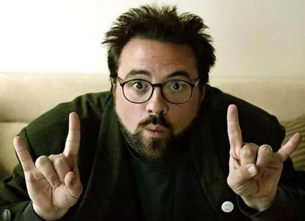 Kevin Smith is listed (or ranked) 3 on the list Celebrities with Gay Siblings