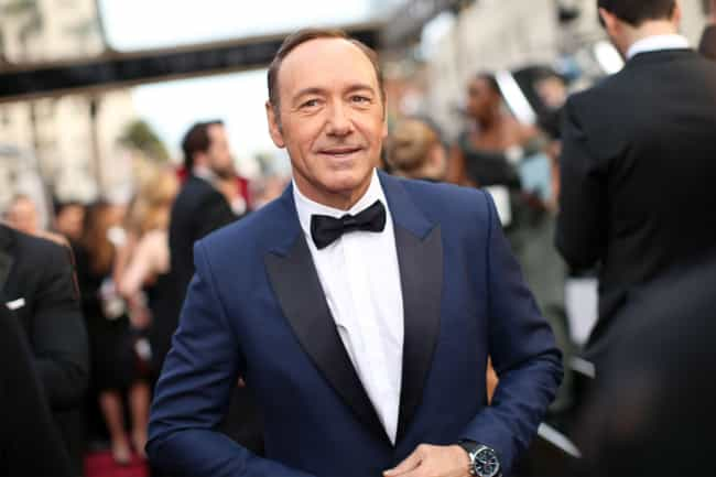 Kevin Spacey is listed (or ranked) 2 on the list The Absolute Worst Apologies Of All Time