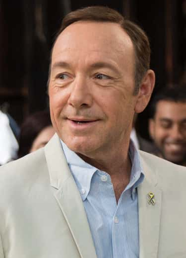 Kevin Spacey is listed (or ranked) 2 on the list 35 Gay Stars Who Came Out to the Media