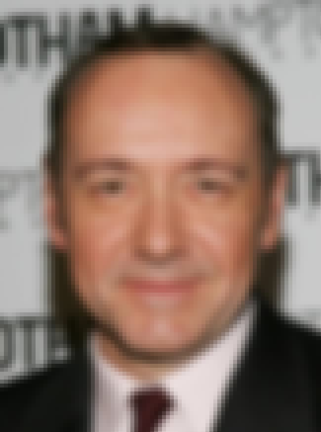 Kevin Spacey is listed (or ranked) 2 on the list 27 Celebrities Who Are Expats