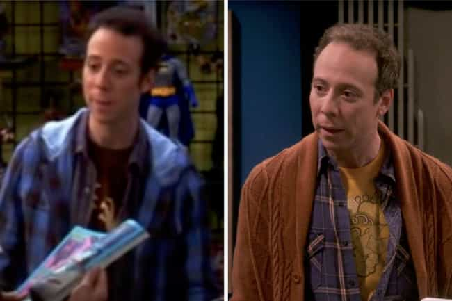 Kevin Sussman is listed (or ranked) 2 on the list How The Cast Of 'The Big Bang Theory' Aged From The First To Last Season