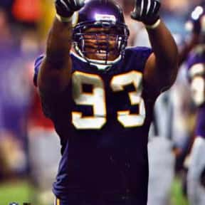 Kevin Williams is listed (or ranked) 24 on the list The Best Minnesota Vikings Of All Time