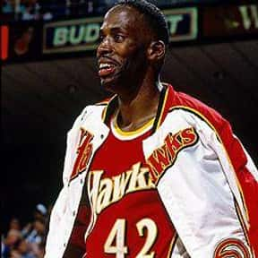 Kevin Willis is listed (or ranked) 3 on the list The Best Atlanta Hawks Power Forwards of All Time
