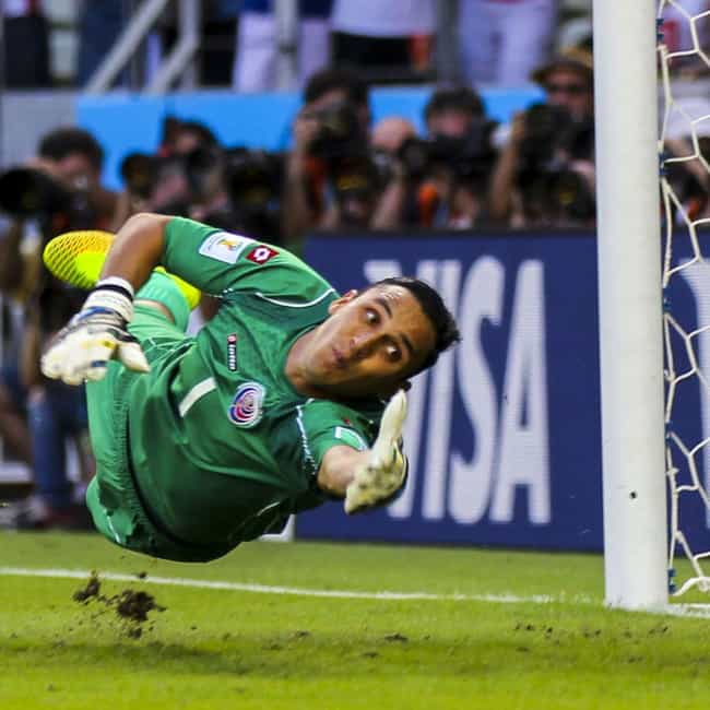 Keylor Navas is listed (or ranked) 3 on the list The Best Real Madrid Goalkeepers Of All-Time