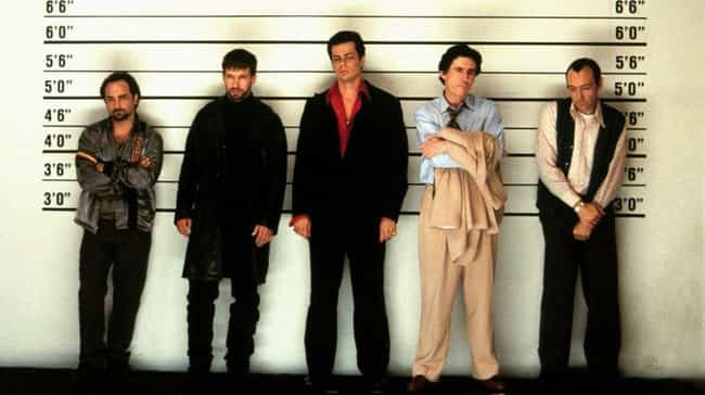 Keyser Söze is listed (or ranked) 2 on the list The Greatest Characters Who Never Actually Existed