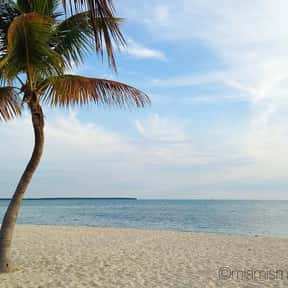 Key Biscayne is listed (or ranked) 11 on the list The Best Beaches in Florida