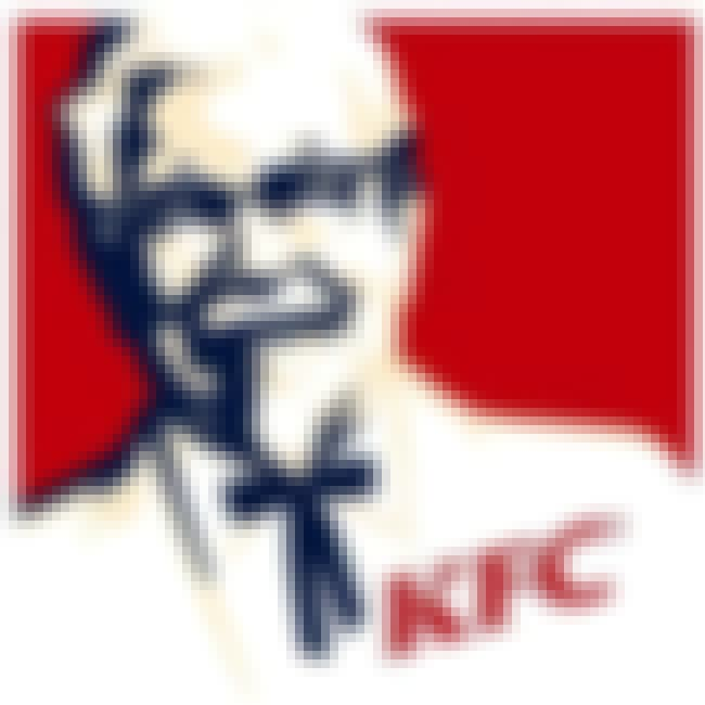 KFC is listed (or ranked) 1 on the list Five Reasons Why Skinny Is Overrated