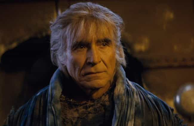 Khan Noonien Singh is listed (or ranked) 2 on the list The Luckiest Characters In The 'Star Trek' Franchise