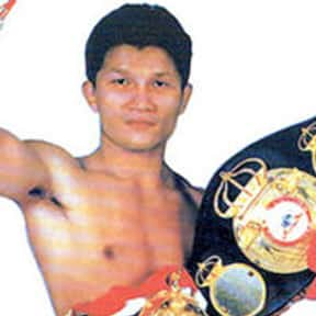 Khaosai Galaxy is listed (or ranked) 12 on the list The Best Flyweight Boxers of All Time