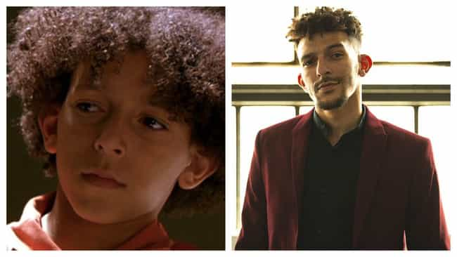 Khleo Thomas is listed (or ranked) 2 on the list What Happened To Everyone In The 'Holes' Cast?