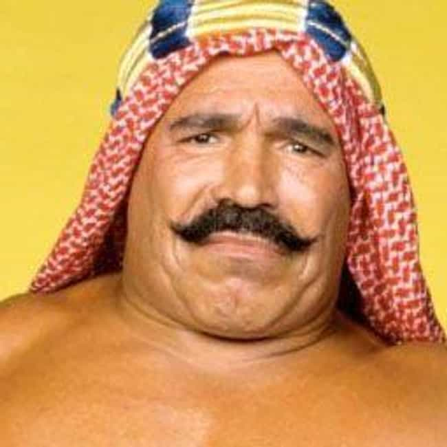 The Iron Sheik is listed (or ranked) 2 on the list The Best Mustaches in Wrestling History