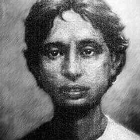 Khudiram Bose is listed (or ranked) 6 on the list Freedom Fighters of India