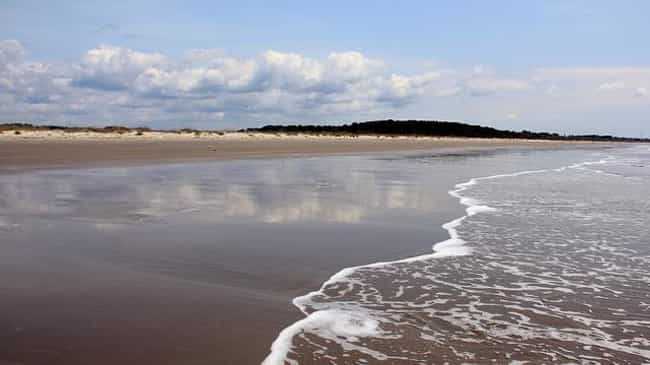 Kiawah Island is listed (or ranked) 4 on the list The Best Beaches in the South