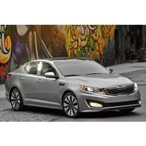 Kia Optima is listed (or ranked) 8 on the list The Best Midsize Family Sedans