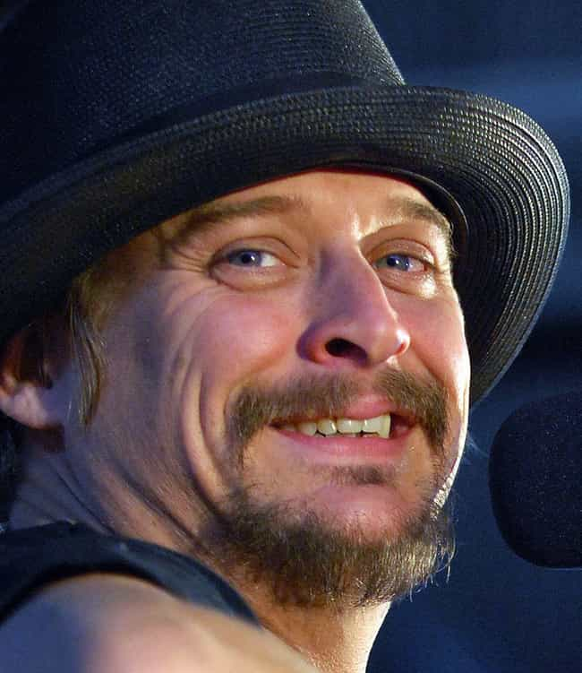 Kid Rock is listed (or ranked) 3 on the list Celebrities Who Have Dated Porn Stars