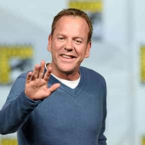 Kiefer Sutherland is listed (or ranked) 19 on the list List of Famous Television Directors