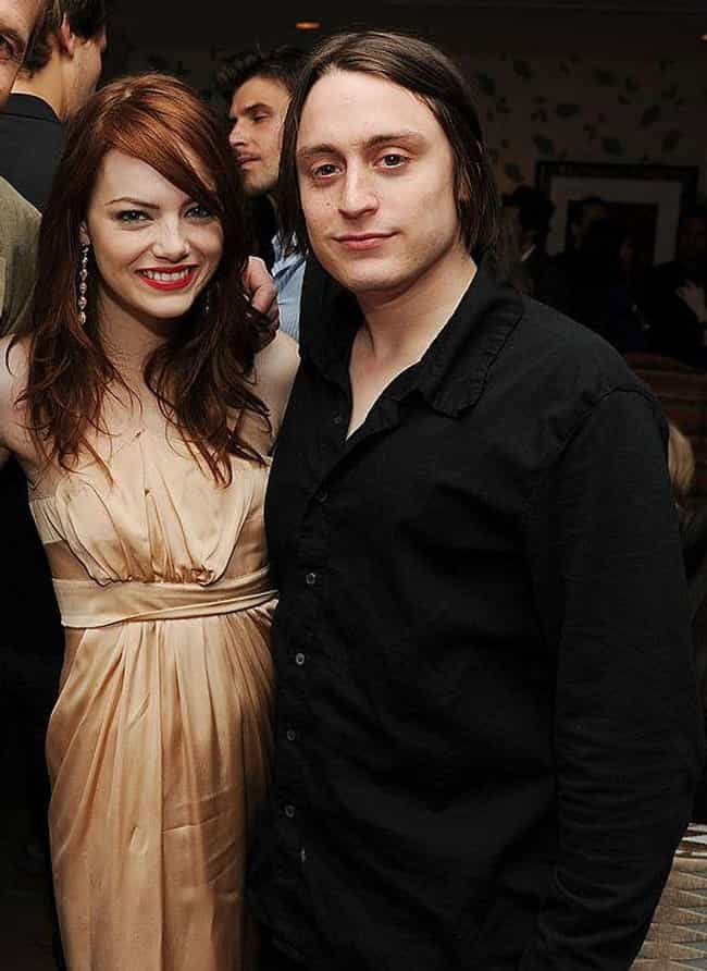 Kieran Culkin is listed (or ranked) 2 on the list Emma Stone Loves and Hookups