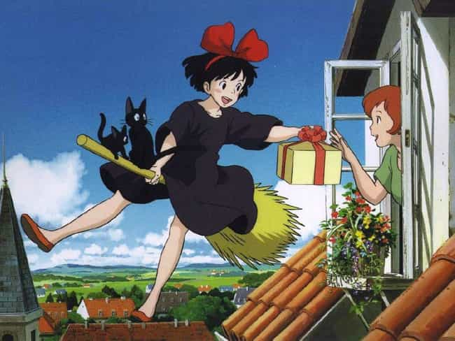 Kiki's Delivery Service is listed (or ranked) 1 on the list The 13 Best Anime Like Little Witch Academia