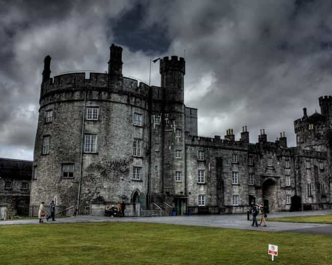 Kilkenny Castle is listed (or ranked) 2 on the list The Most Beautiful Castles in Ireland