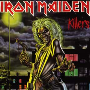 Killers is listed (or ranked) 7 on the list All Iron Maiden Albums, Ranked Best to Worst