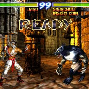 Killer Instinct is listed (or ranked) 13 on the list The Best '90s Arcade Games