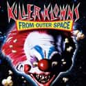 Killer Klowns from Outer Space is listed (or ranked) 13 on the list The Greatest Horror Parody Movies, Ranked