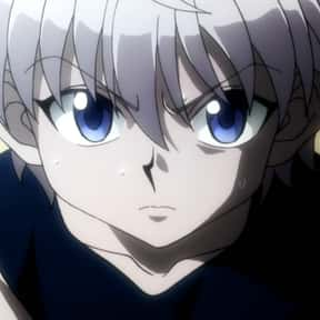 Killua Zaoldyeck is listed (or ranked) 3 on the list The Very Best Anime Characters