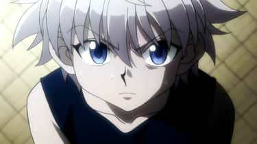 Killua Zoldyck - Hunter X Hunt is listed (or ranked) 1 on the list 14 Anime Side Characters Who Are More Compelling Than The Protagonist