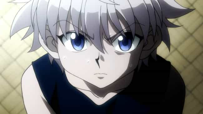 Killua Zaoldyeck is listed (or ranked) 1 on the list 14 Anime Side Characters Who Are More Compelling Than The Protagonist